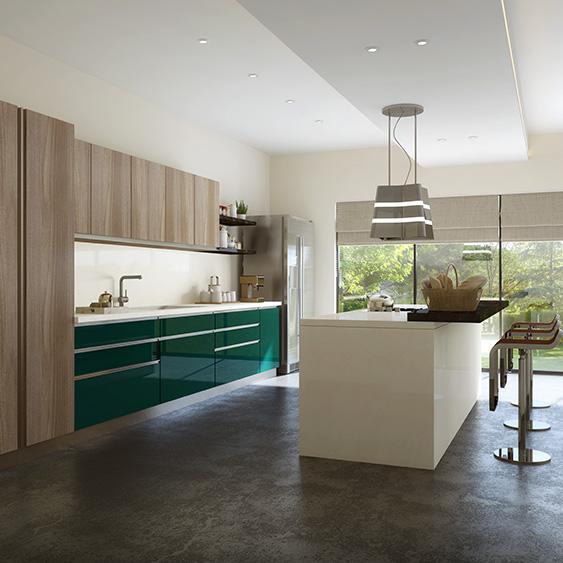 Godrej Modular Kitchen, Modular Kitchen