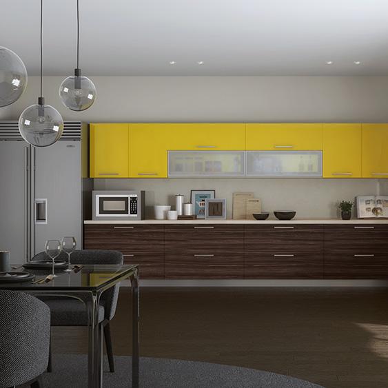Godrej Kitchen Accessories: Godrej Modular Kitchen, Modular Kitchen